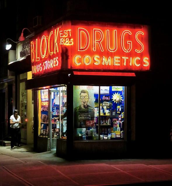 Block Drug Stores, New York, NY