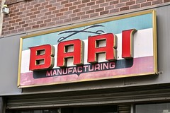 Bari Manufacturing, New York, NY