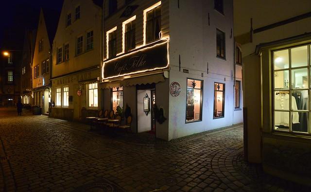 Bremen - Schnoor Quarter