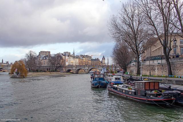 Pont Neuf, curiosità Quartiere Latino Parigi