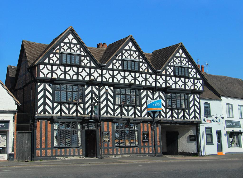 The White Heart Pub Staffordshire