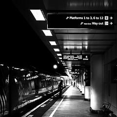 Birmngham new st platform 4