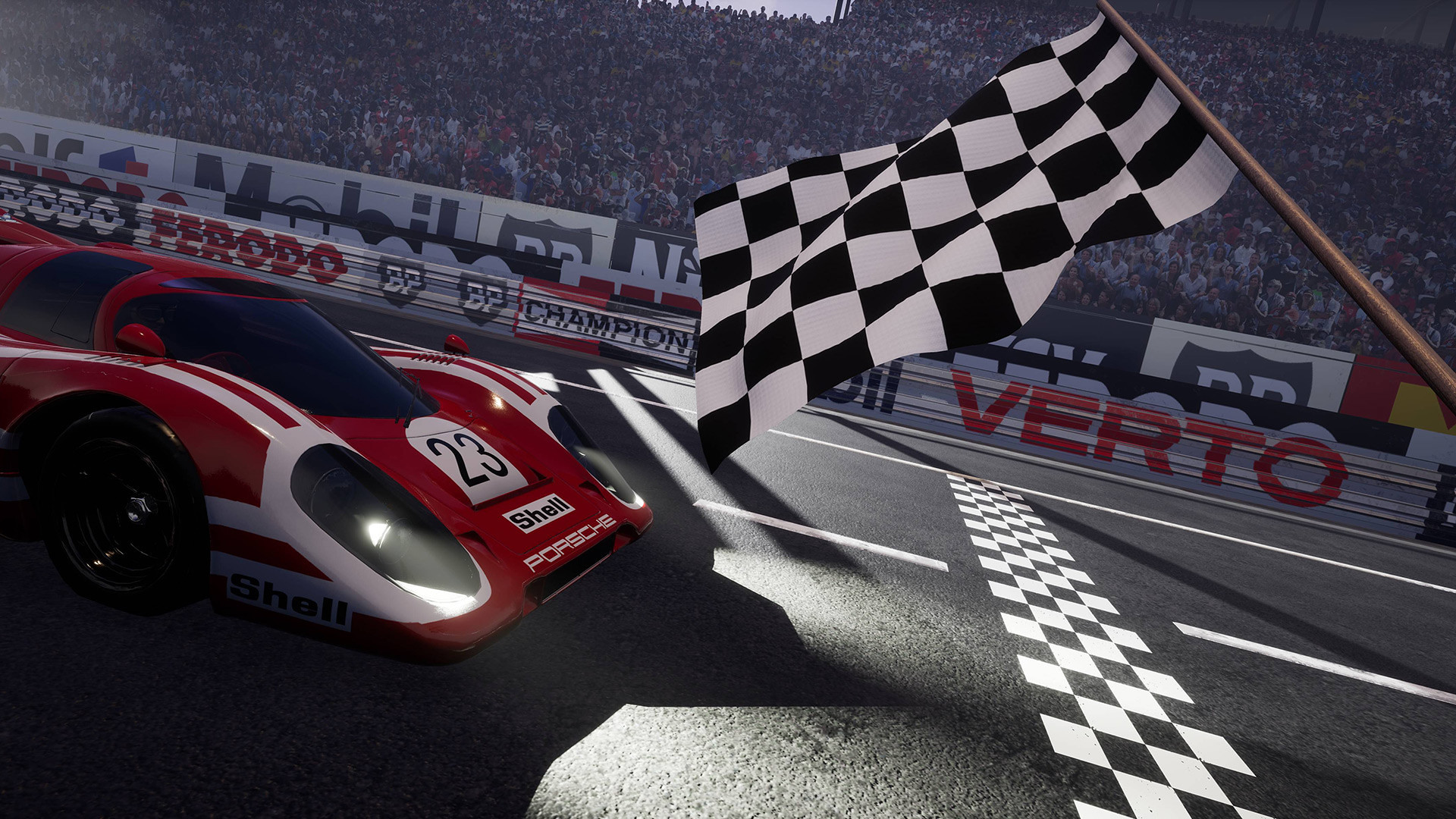Porsche Hall of Legends VR 8