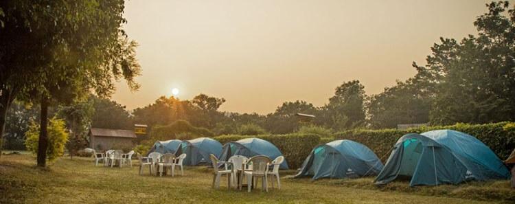 Jim Corbett Camping