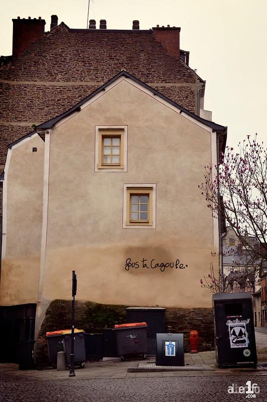 A Rennes, un nouveau parcours Street-Art (éphémère, sans doute…)