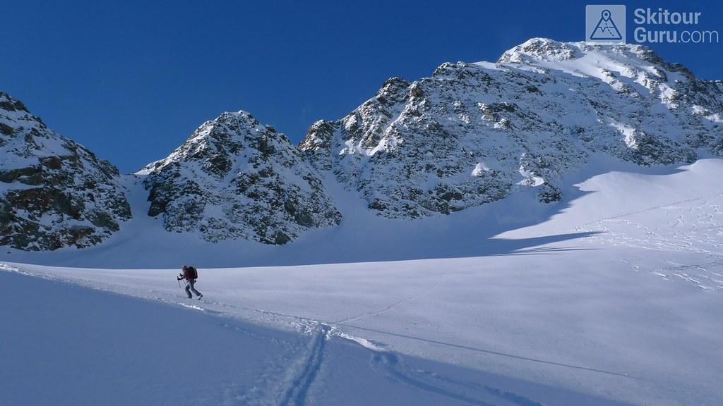 Piz Calderas Albula Alpen Schweiz foto 05