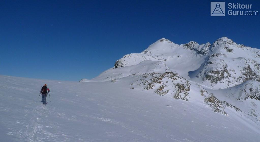 Piz Calderas Albula Alpen Schweiz foto 09