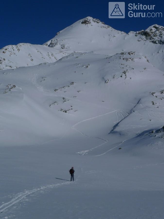 Piz Calderas Albula Alpen Schweiz foto 11