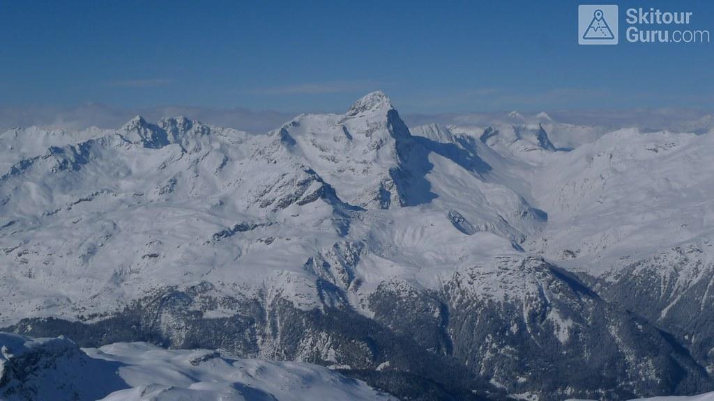 Piz Calderas Albula Alpen Schweiz foto 12