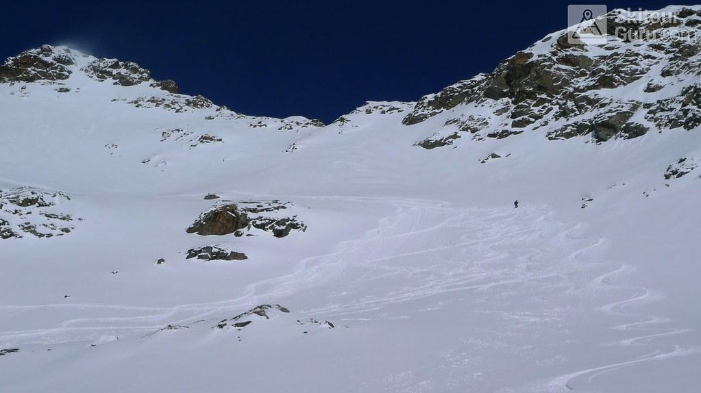 Piz Calderas Albula Alpen Schweiz foto 24