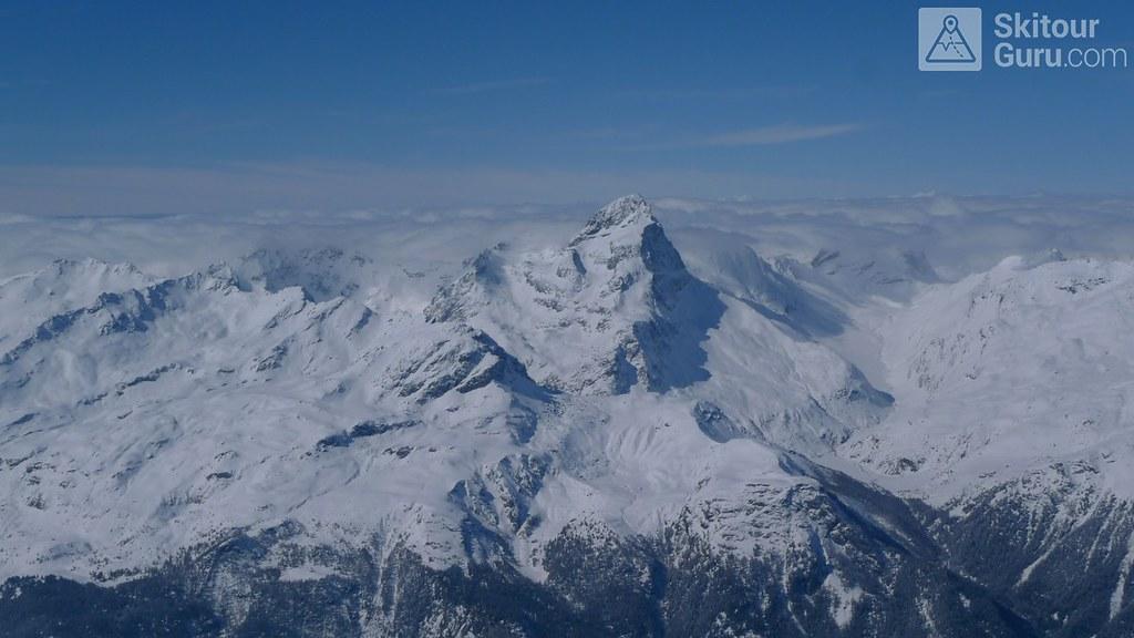 Piz Calderas Albula Alpen Schweiz foto 19