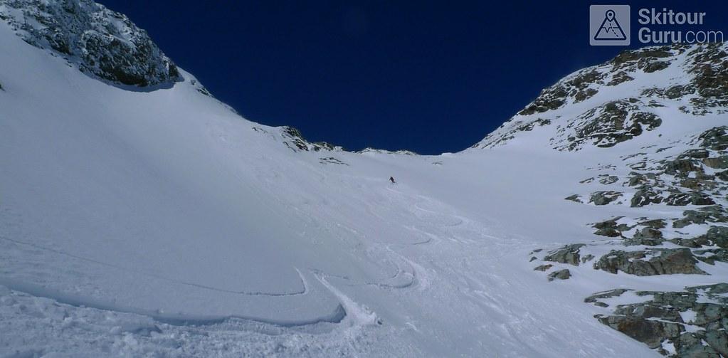 Piz Calderas Albula Alpen Schweiz foto 26