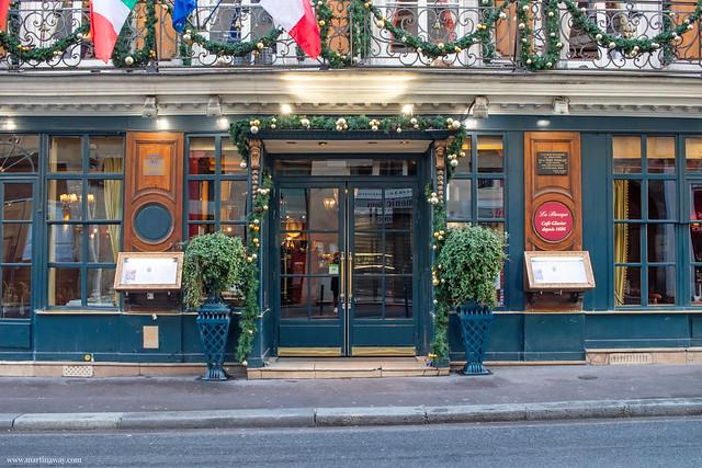 Le Procope, curiosità Quartiere Latino Parigi