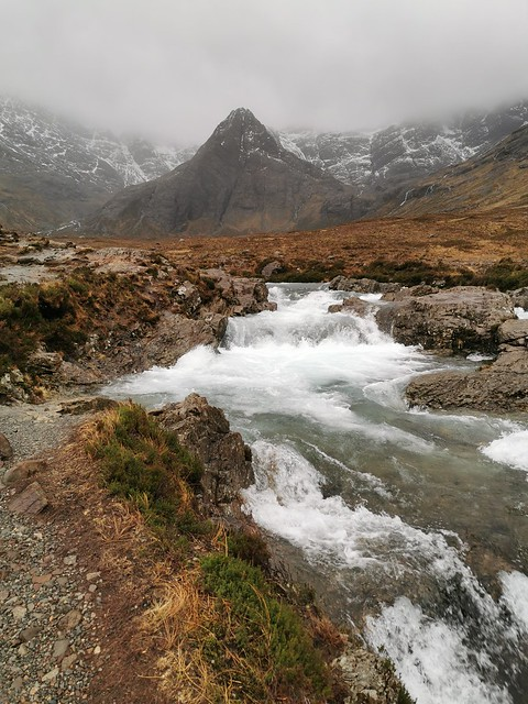 Phone Pictures from Glenbrittle ,Isle Of Sky,