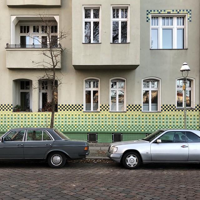 fett vorgefahren *102 / Schleiermacherstraße / Kreuzberg