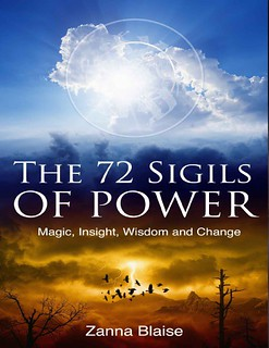The 72 Sigils of Power: Magic, Insight, Wisdom and Change -  Zanna Blaise
