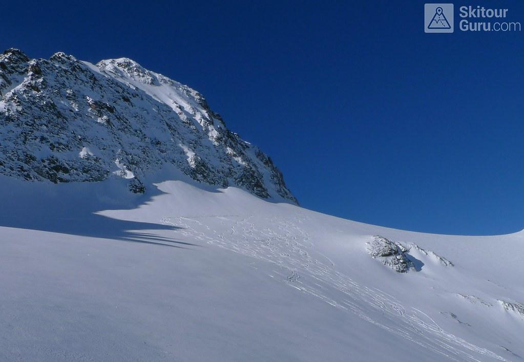 Piz Calderas Albula Alpen Schweiz foto 07