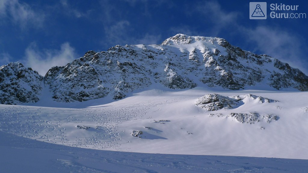 Piz Calderas Albula Alpen Schweiz foto 04
