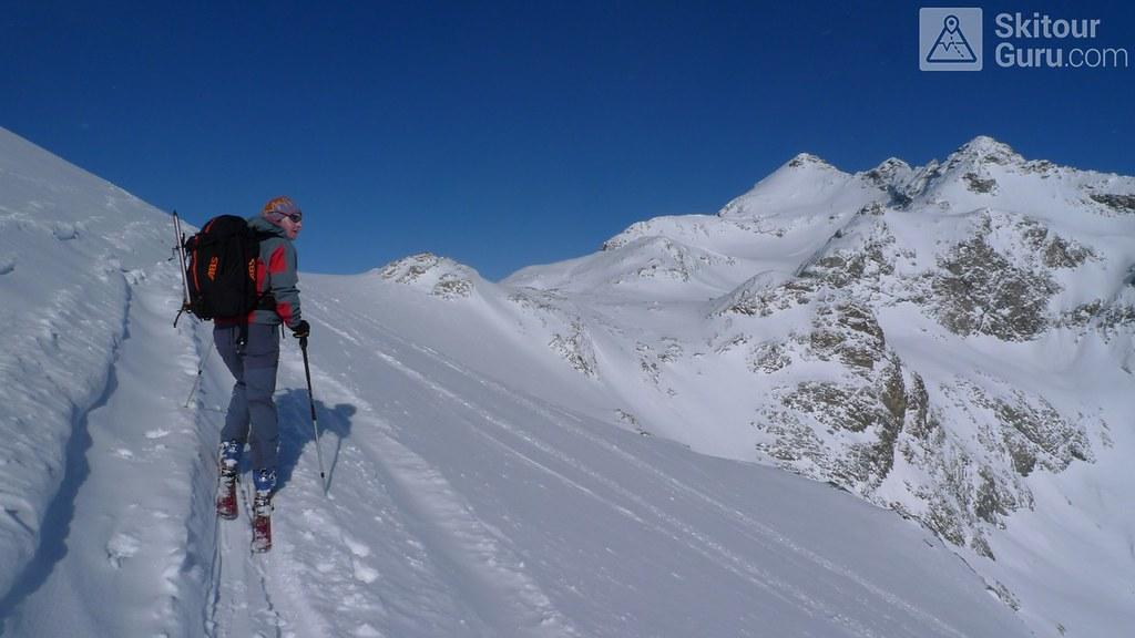 Piz Calderas Albula Alpen Schweiz foto 08