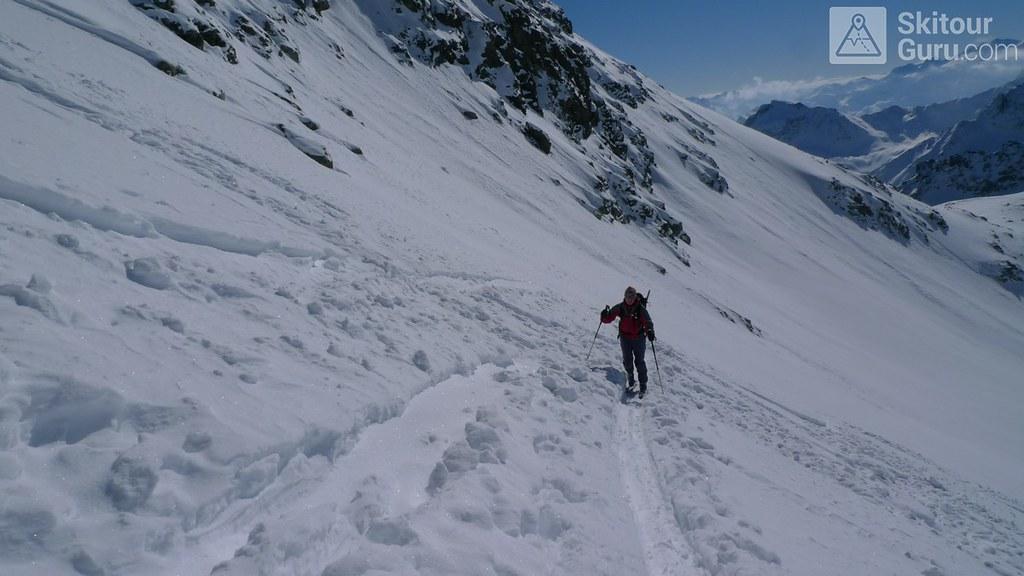 Piz Calderas Albula Alpen Schweiz foto 15