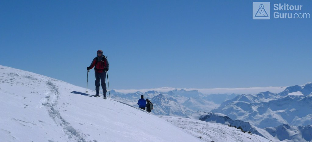 Piz Calderas Albula Alpen Schweiz foto 22