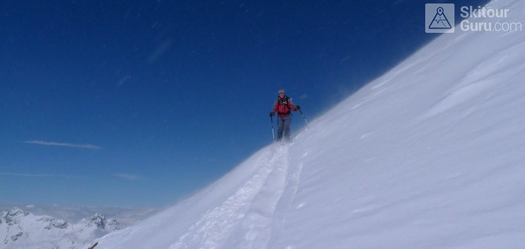 Piz Calderas Albula Alpen Schweiz foto 23
