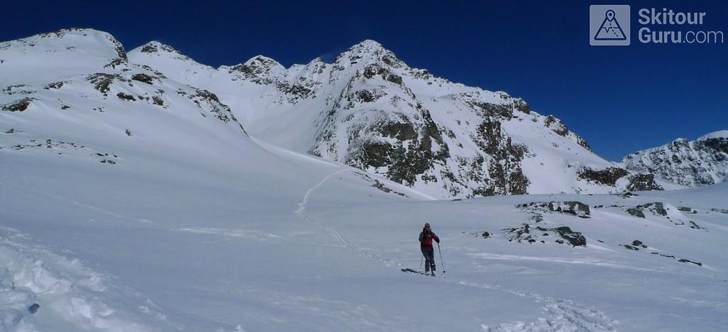 Piz Calderas Albula Alpen Schweiz foto 25