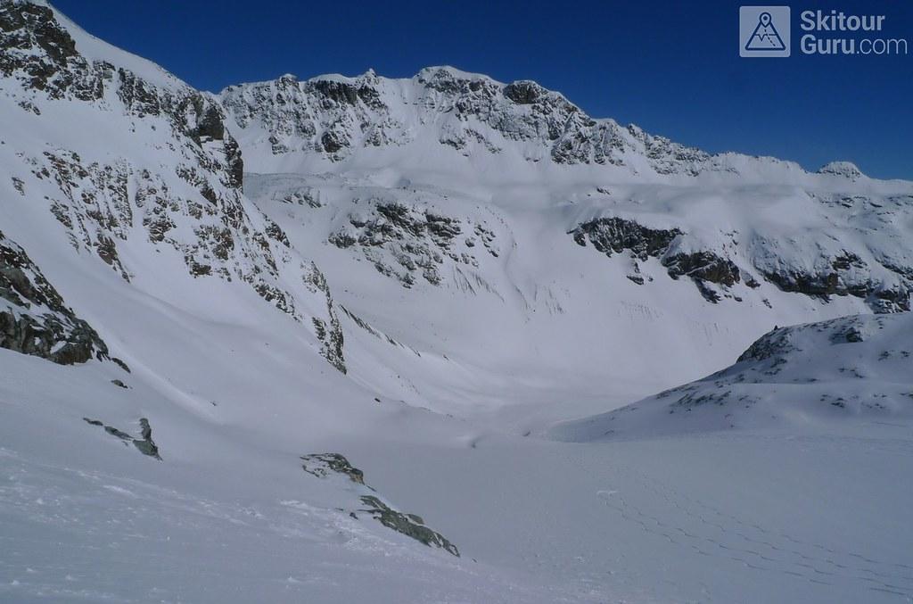 Piz Calderas Albula Alpen Schweiz foto 27
