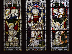 Risen Christ (Clayton & Bell, 1890s)
