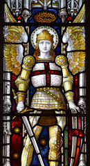 St Michael (Clayton & Bell, 1900)