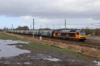 60021 - 6E10 (Winwick).