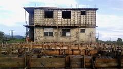 Asentamiento en construcción en El Paraíso, Baracoa