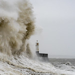 Porthcawl, Storm Dennis