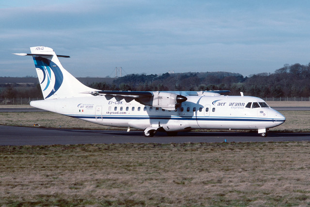EI-CBK ATR42-300 EGPH 2003