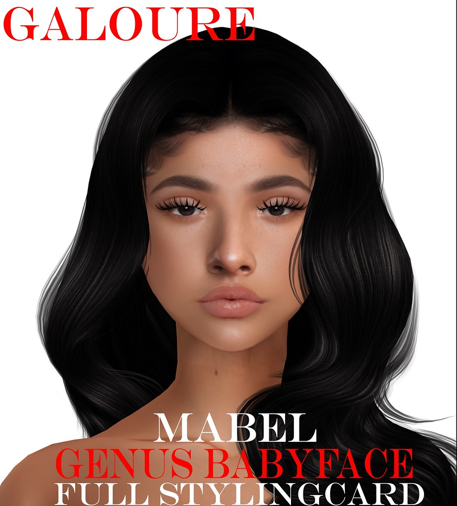 G // Mabel Shape – Genus Baby Face