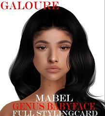 G // Mabel Shape - Genus Baby Face