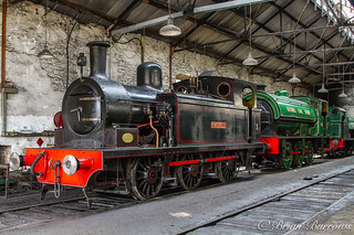 Tanfield Railway Shed