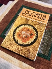 My Favorite and Most Used Cookbook- The Complete Book of Pasta