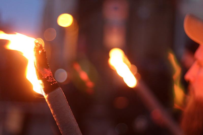 Ein Licht für Dresden, 15.02.2020