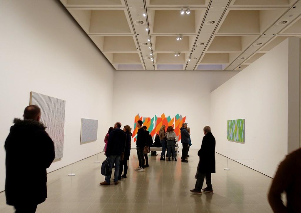 Hayward Gallery, South Bank, London