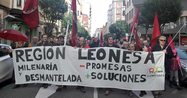 ES EL MOMENTO DE LEÓN - SOLUCIONES YA - PLATAFORMA LEÓN POR UN CONSERVATORIO DIGNO - 16 DE FEBRERO´20