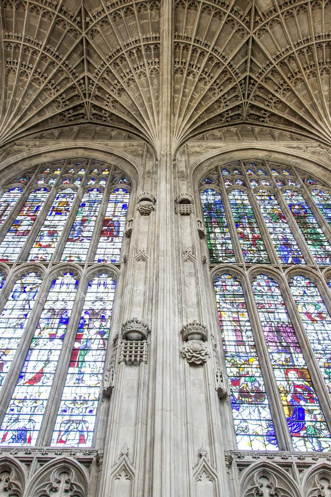 King's College Chapel, Cambridge, England