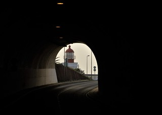 the light (house) at the end of the tunnel porto de pargo madeira