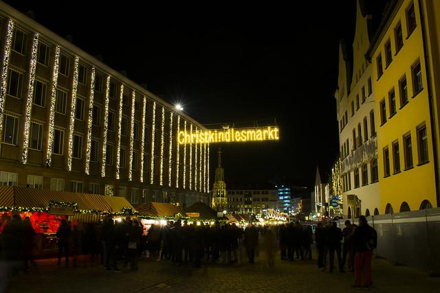 Christkindlmarkt, Nuremberg