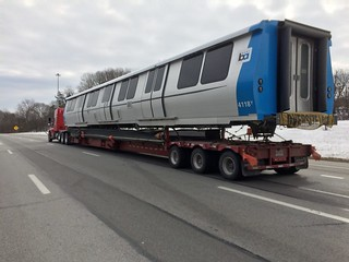 Bart on the Move