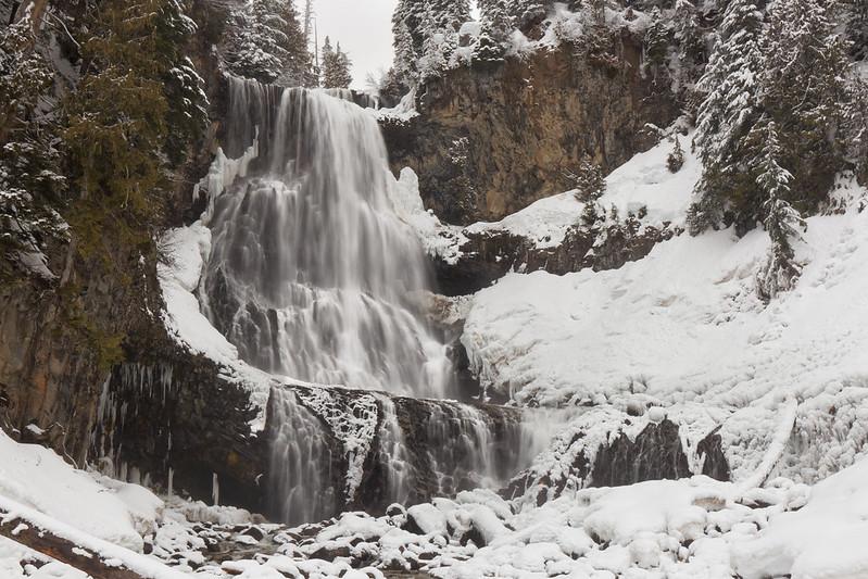 Alexander Falls, 15 Feb 2020