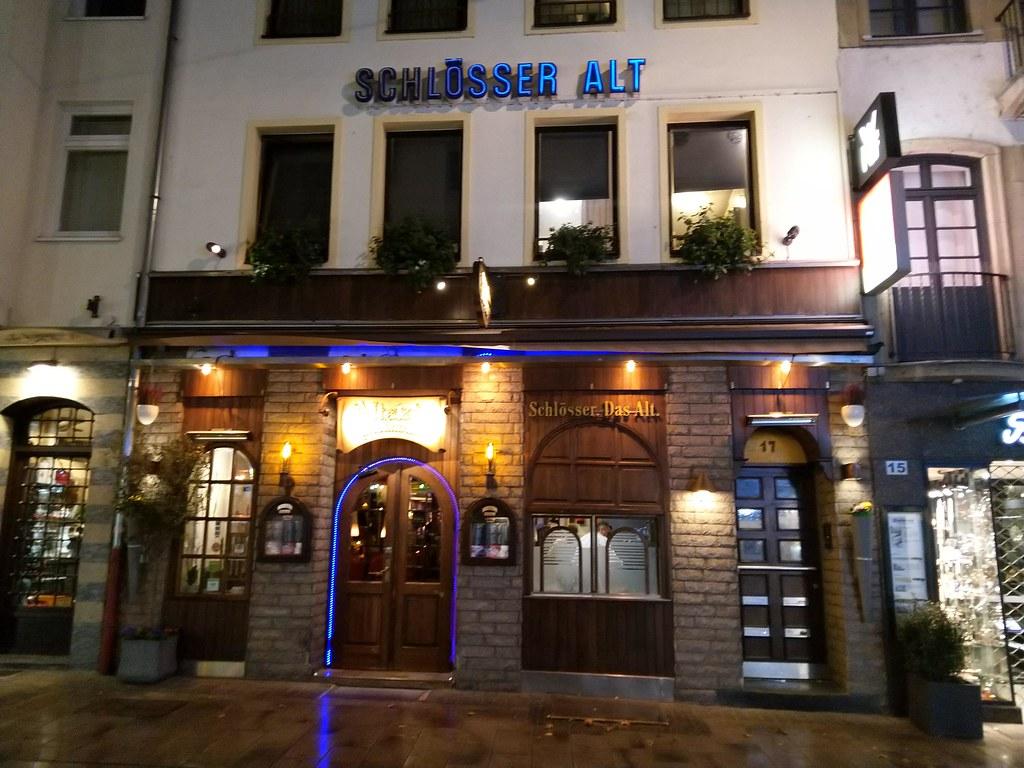 Altstadt Restaurant, Dusseldorf