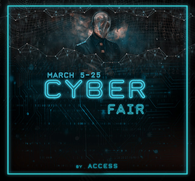 CYBER Fair - Coming March 5th!