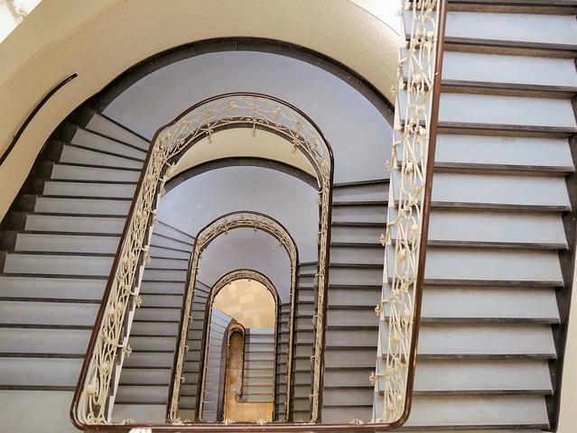 Treppenhaus/ Stairwell