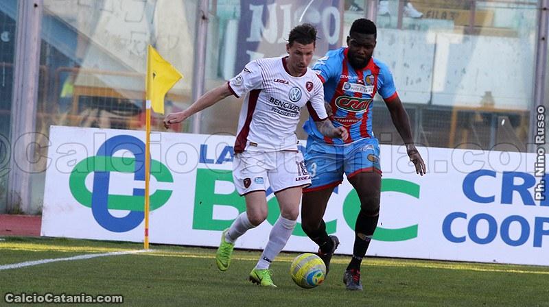 Catania-Reggina 0-0: le pagelle rossazzurre